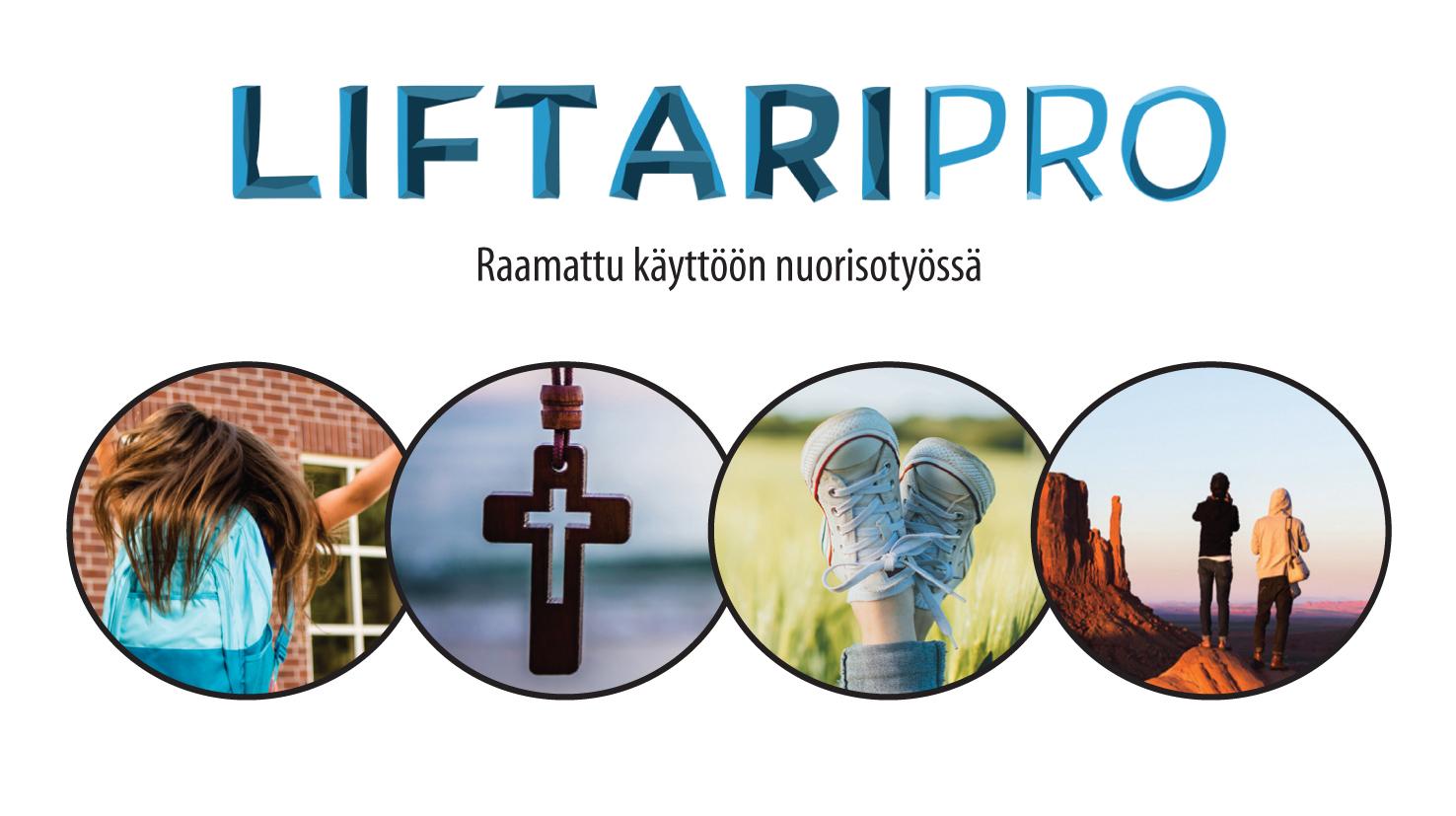 LiftariPro – Uusi Raamattutyön Materiaalisivusto