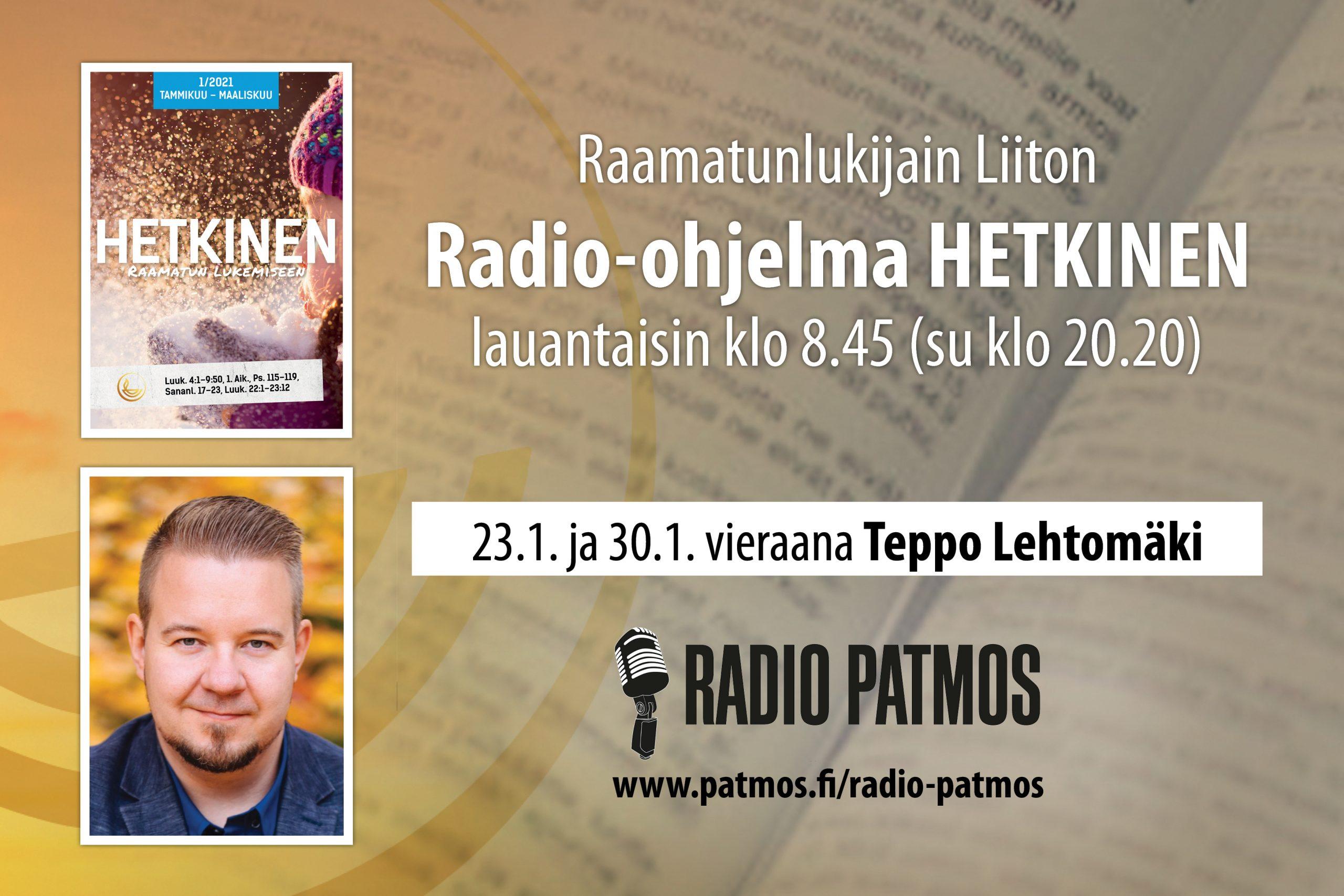 RadioHetkinen 20210123 Blogi